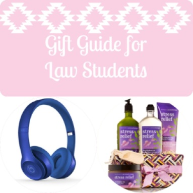 gift guide for law students