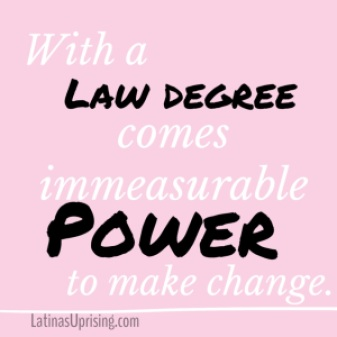 law as a power to create change