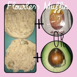 flourless english muffin