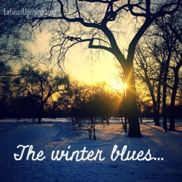 beating the winter blues